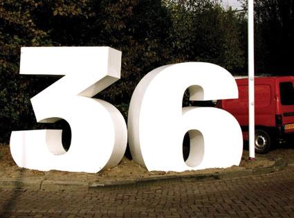 ความหมายของเลข 36,63