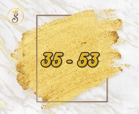 เลขมงคล 35-53