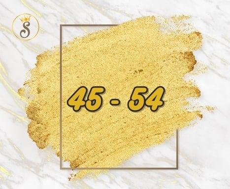 เลขมงคล 45 - 54