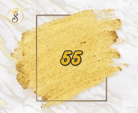 เลขมงคล 55